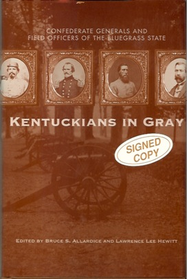 Kentucky Generals in Gray
